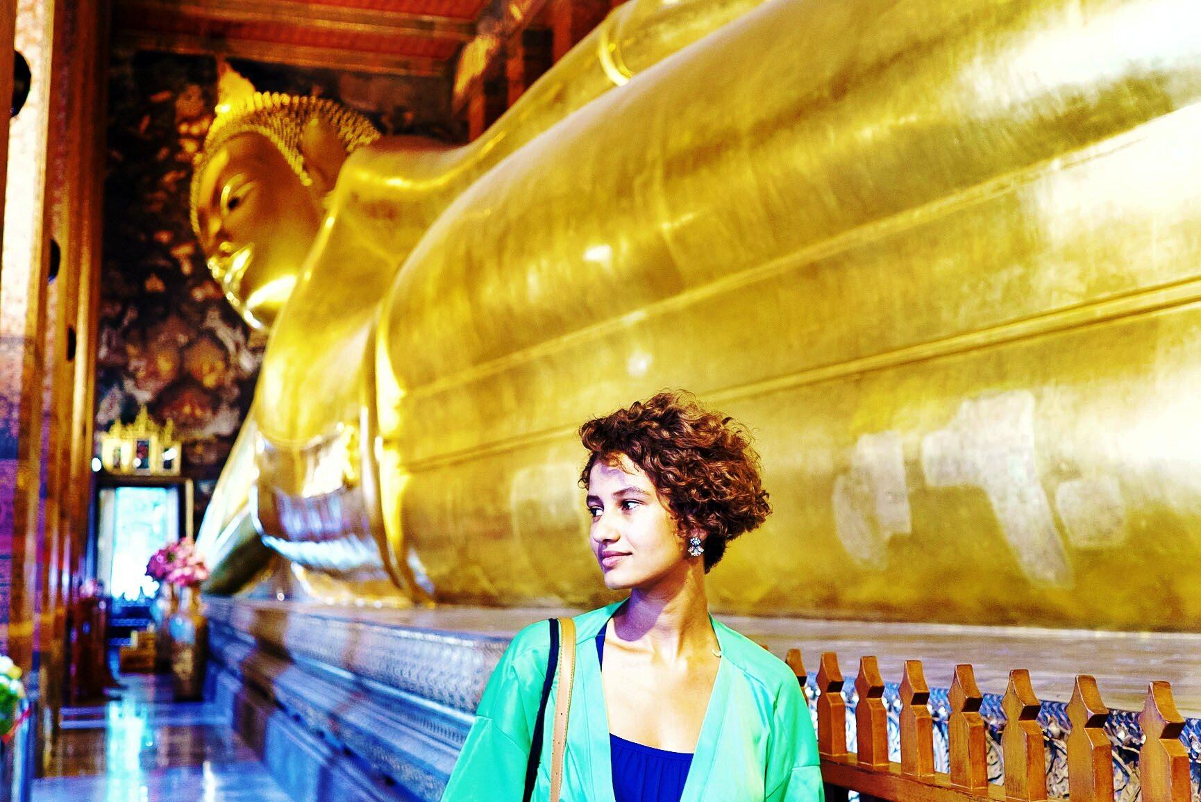 Thailand : Bangkok diaries day 2 (Grand Palace, Wat Pho and Chinatown)
