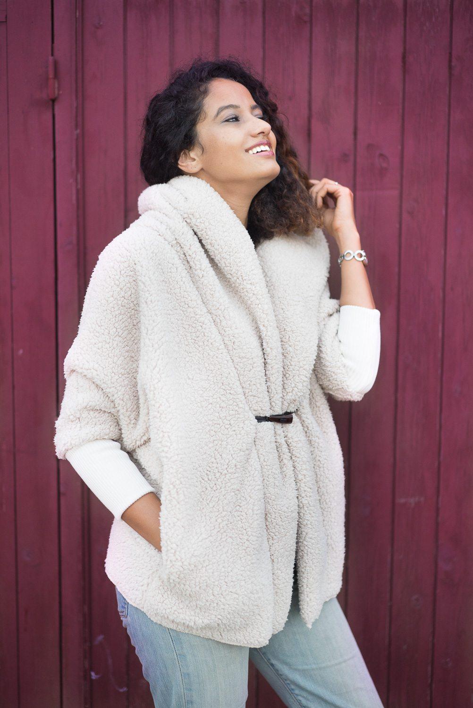 Cozy coat: Winter is coming!
