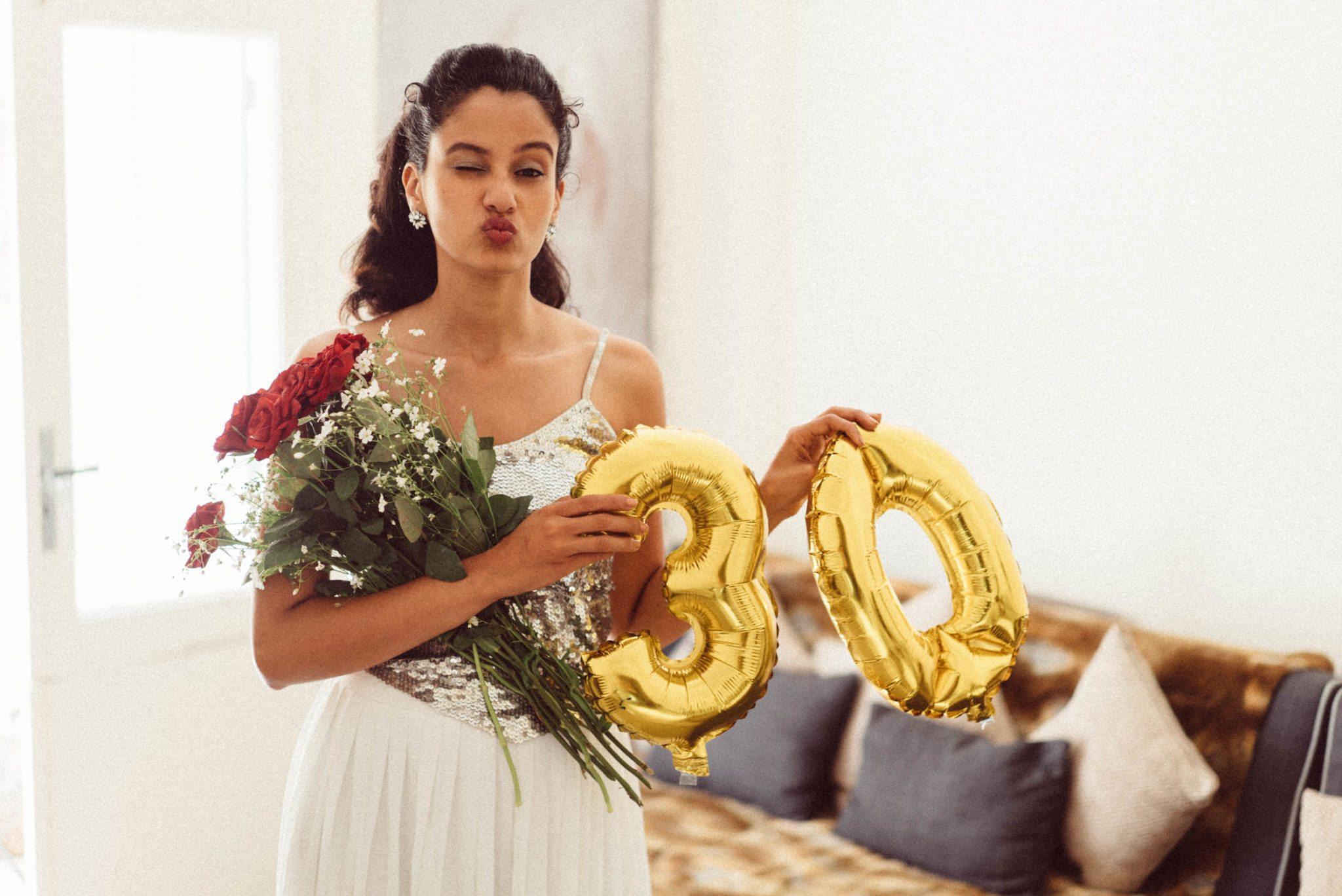 Happy birthday to me, I am turning 30!